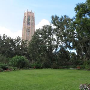 Bok tower gardens, Lake Wales, FL - Dag 6 - Foto