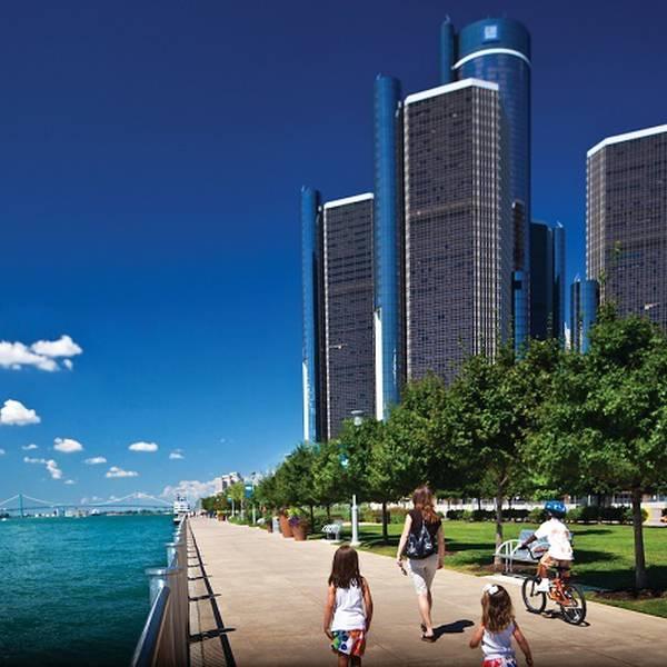 Detroit - Michigan - Amerika - Doets Reizen