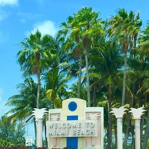 Dag 12 de stad Miami - Dag 12 - Foto