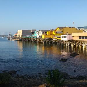 Vrijdag 27 mei van San Fransisco naar Monterey. - Dag 18 - Foto