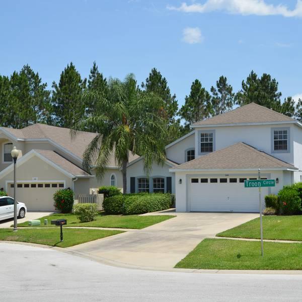 NAVH Orlando Executive Home - exterieur