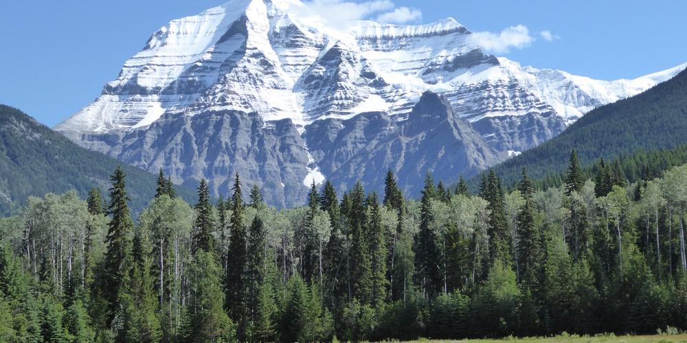 Mount Robson - British Columbia - Canada - Doets Reizen