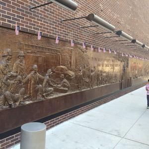 9/11 memorial museum - Dag 2 - Foto
