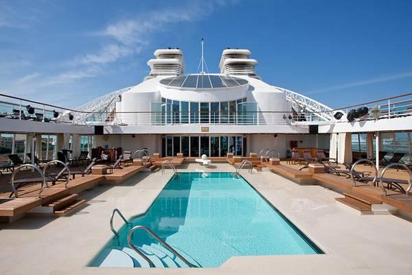 Seabourn Sojourn - Cruise Alaska - Seabourn - Cruisevakantie - Doets Reizen