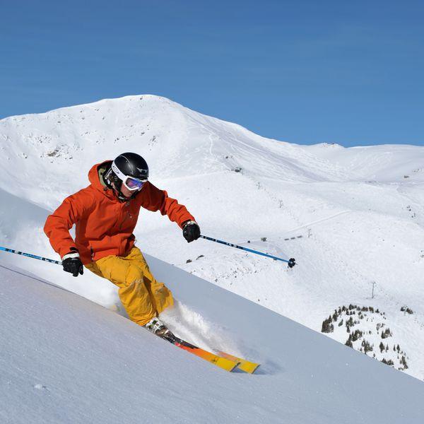 Wintersport - Jasper National Park - Alberta - Doets Reizen