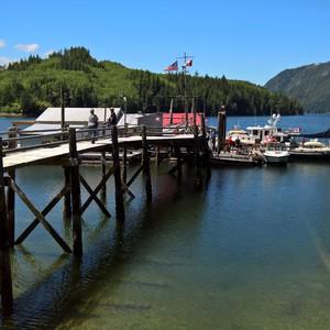 Telegraph Cove - Dag 9 - Foto