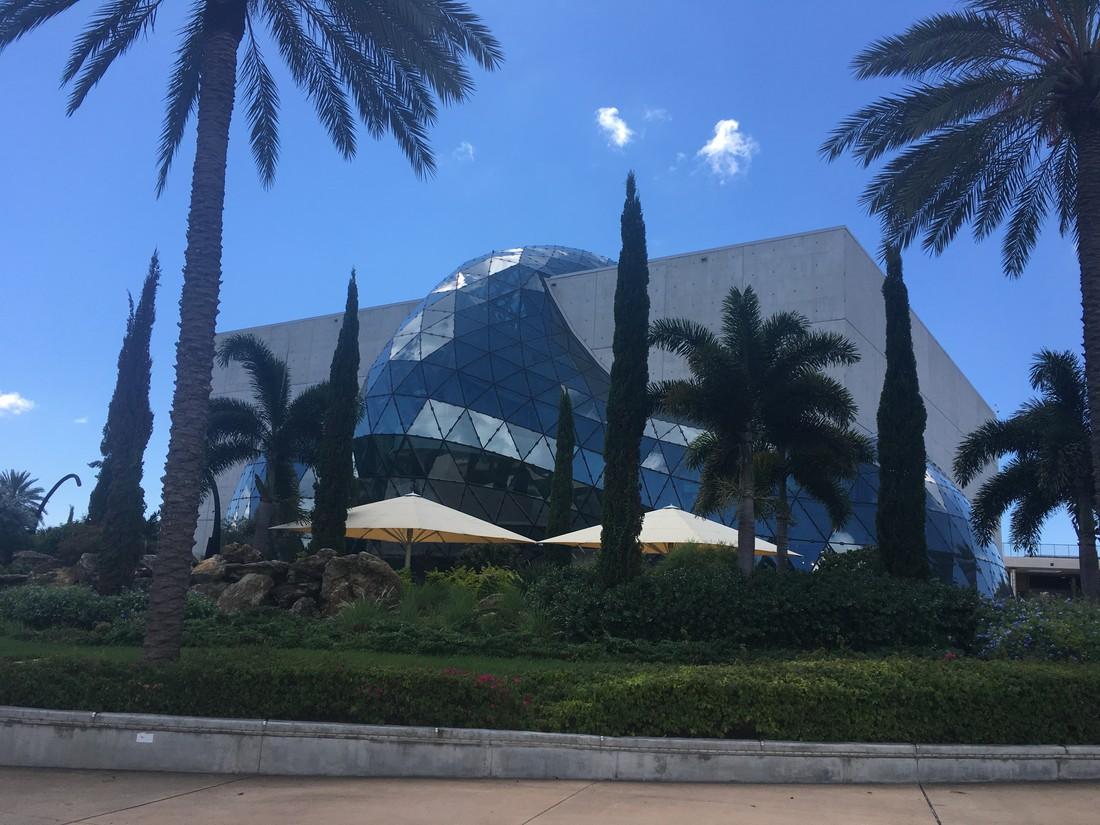 Dali Museum - St. Pete Beach - Florida - Doets Reizen