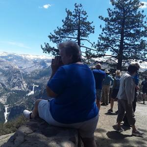 Yosemite Park en Kings Canyon - Dag 5 - Foto