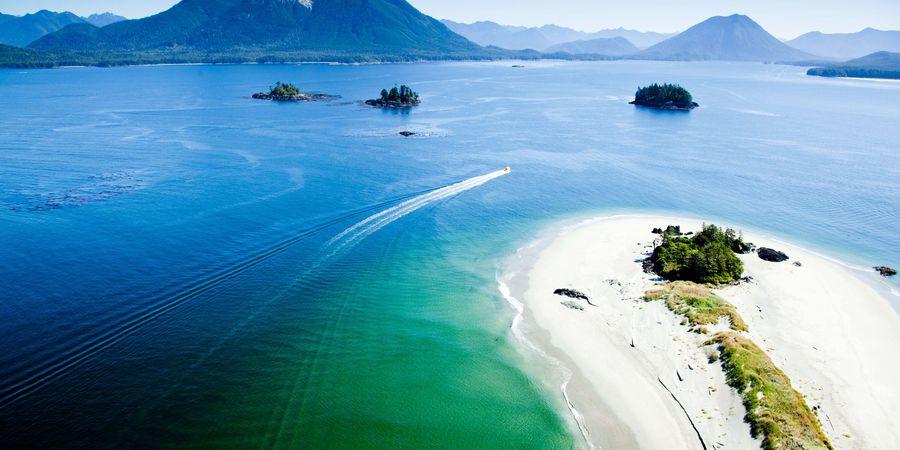 Clayoquot Wilderness Lodge - Pacific Rim National Park - Vancouver Island - British Columbia - Canada - Doets Reizen