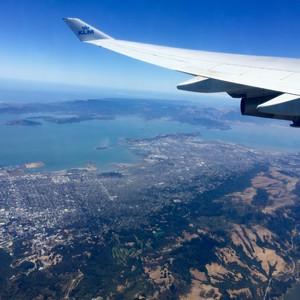 Sonoma-San Francisco-Amsterdam - Dag 23 - Foto