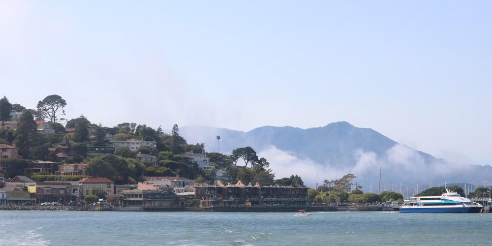 Sausalito - San Francisco - California - Amerika - Doets Reizen