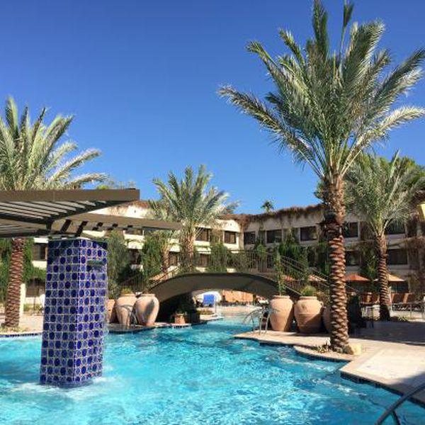 The Scottsdale Resort - pool