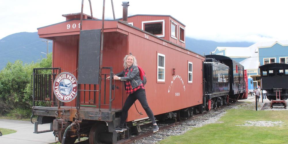 Skagway - Alaska - Doets Reizen