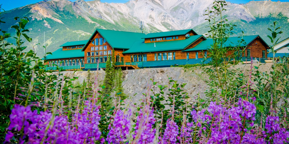 Grand Denali Lodge - Denali National Park - Alaska - Doets Reizen