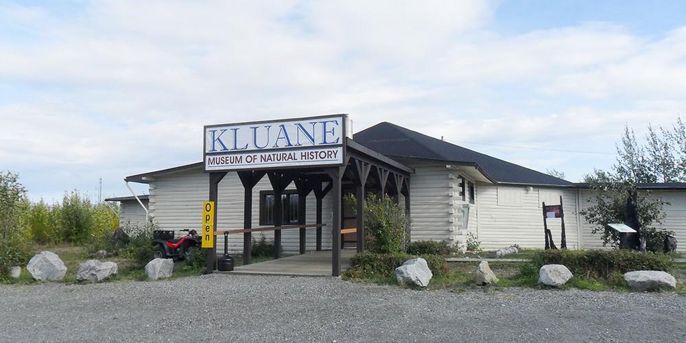 Kluane Museum of Natural History - Kluane National Park - Yukona - Canada - Doets Reizen