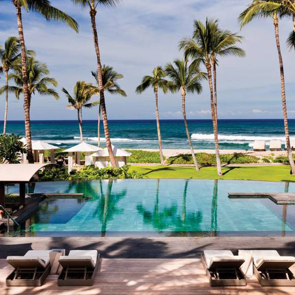 Four Seasons Resort Hualalai Pool