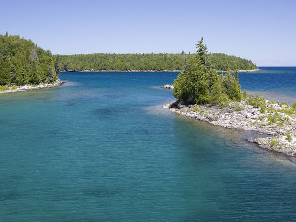 Georgian Bay Islands National Park - Ontario - Canada - Doets Reizen