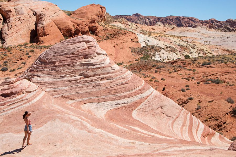 Valley of Fire State Park - Nevada - Doets Reizen - Credits Travel Nevada and Sydney Martinez