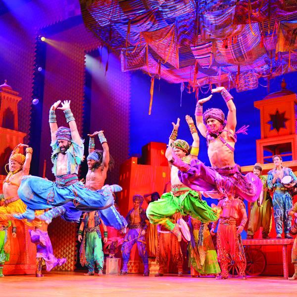 Aladdin Broadway - New York - Doets Reizen