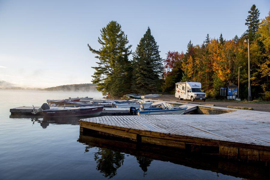 CanaDream - Algonquin Provincial Park - Camper huren Canada - Doets Reizen