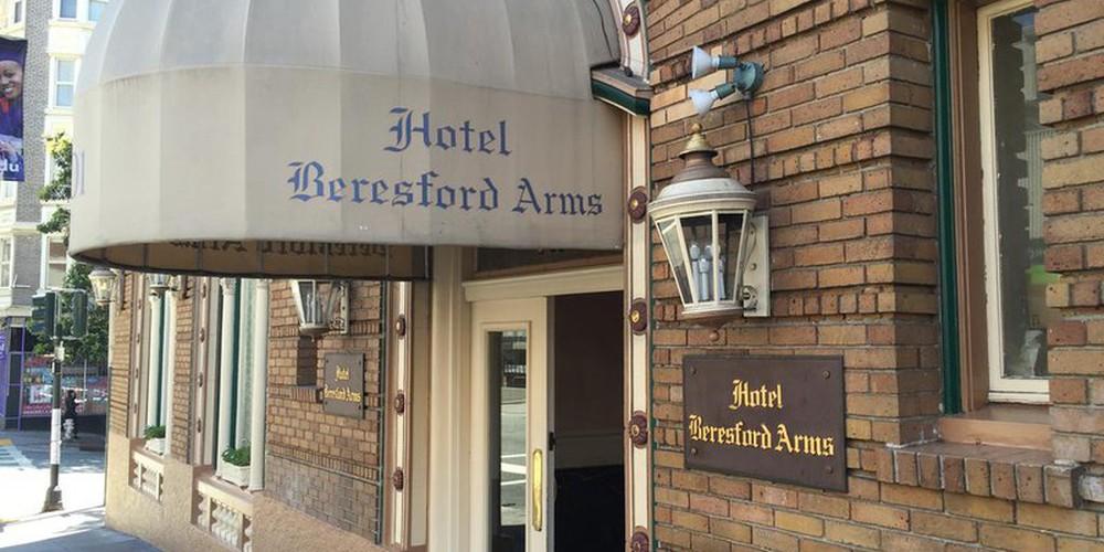 Beresford Arms - San Francisco - California - Amerika - Doets Reizen