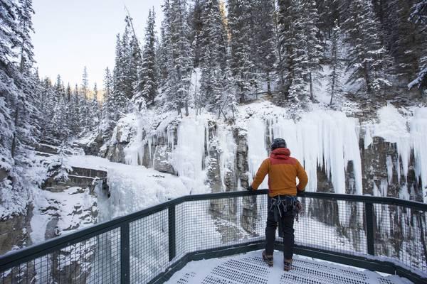 Wintersport - Banff - Lake Louise - Alberta - Canada - Doets Reizen
