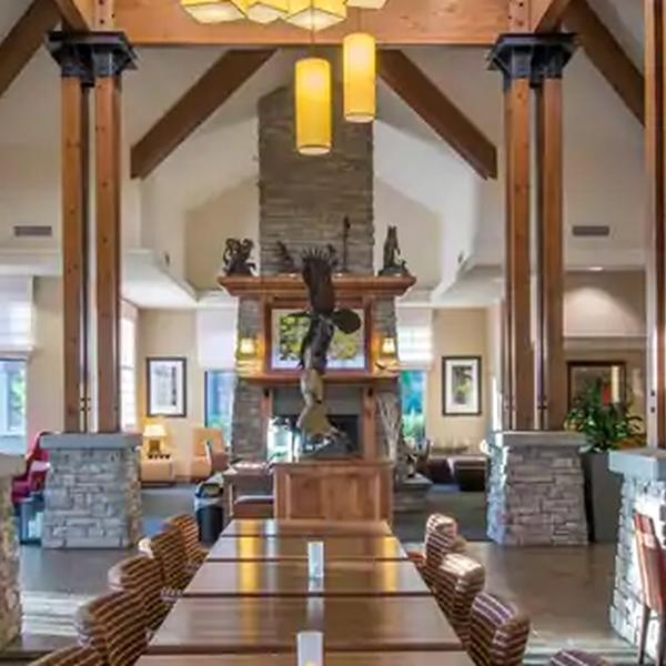 Hilton Garden Inn Bozeman - Lobby