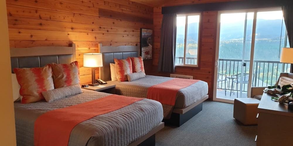 Denali Bluff's Hotel - Denali National Park - Alaska - Doets Reizen