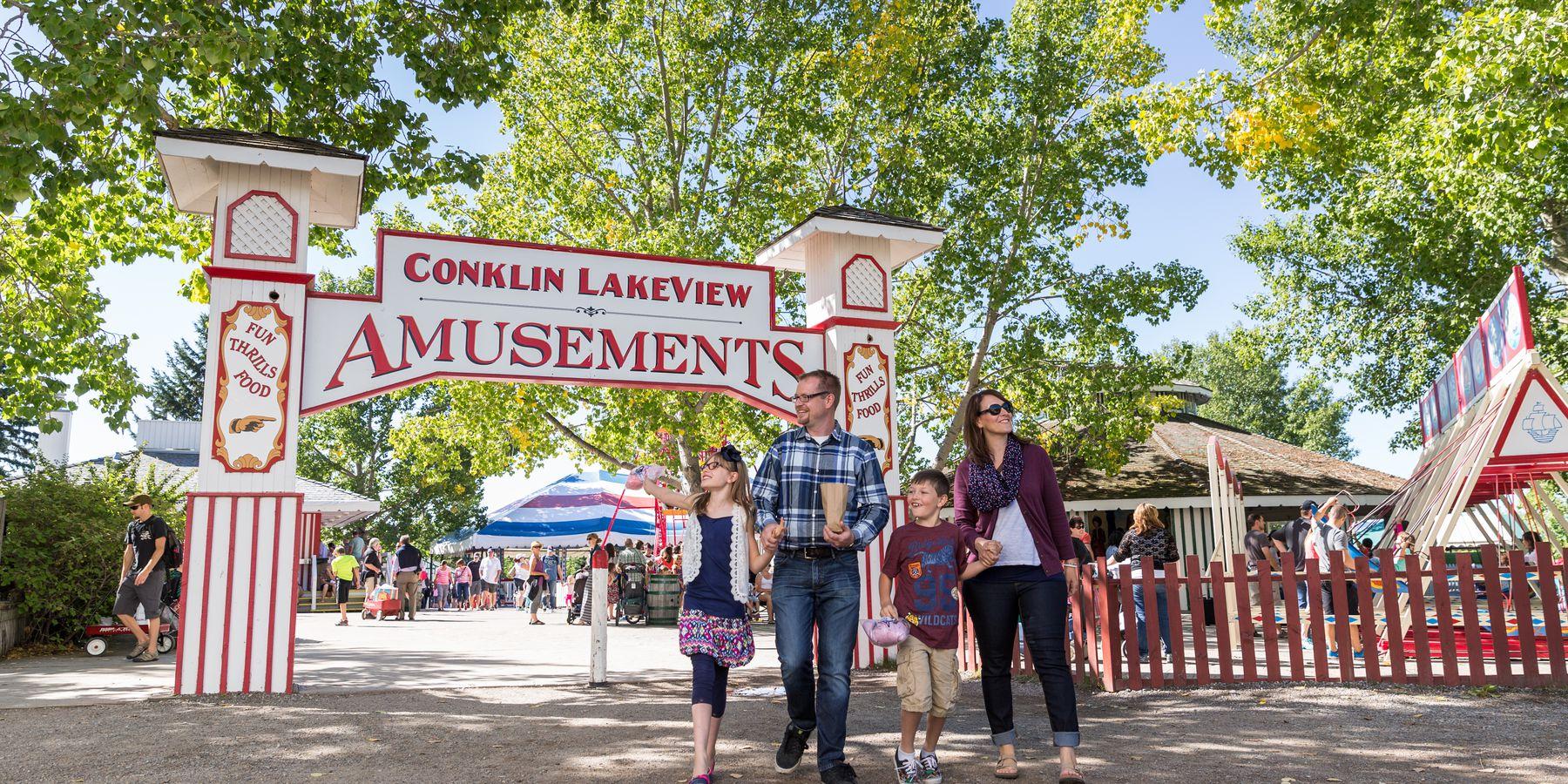 Heritage Park Historical Village - Calgary - Alberta - Canada - Doets Reizen
