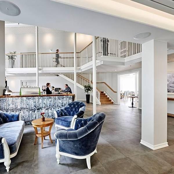 Siglo Hotel - lobby