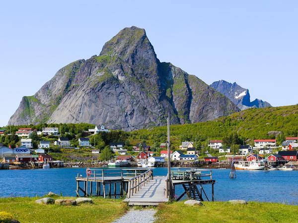 Reine Lofoten - Doets Reizen - Vakantie Noorwegen - Credits VisitNorway