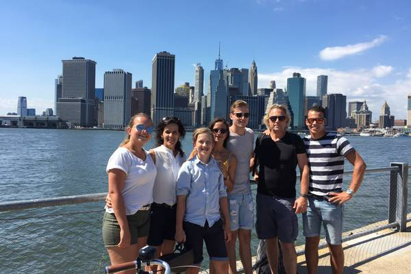 Skyline New York - Doets Reizen