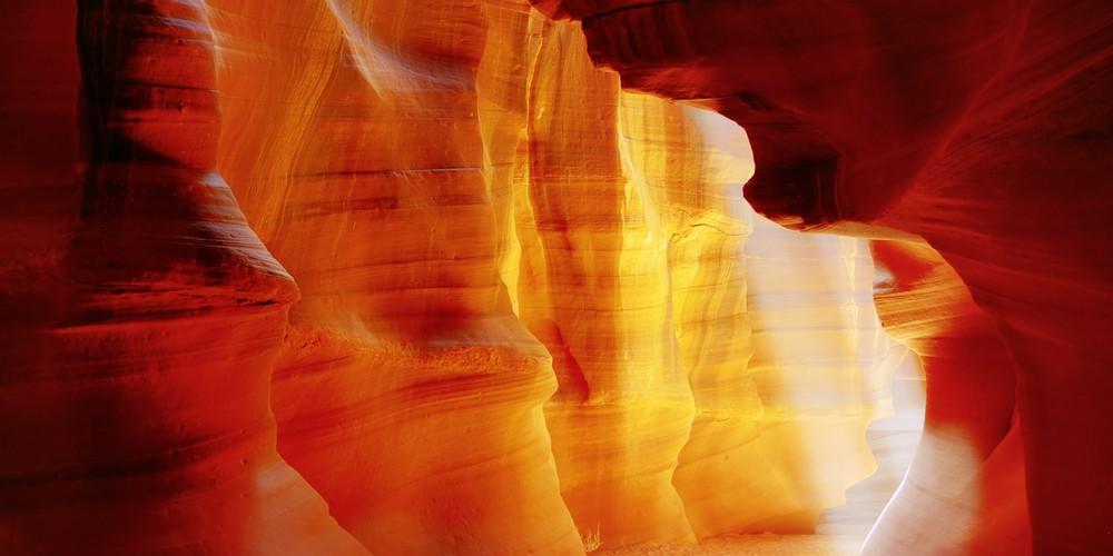 Antelope Canyon - Page - Arizona - Doets Reizen