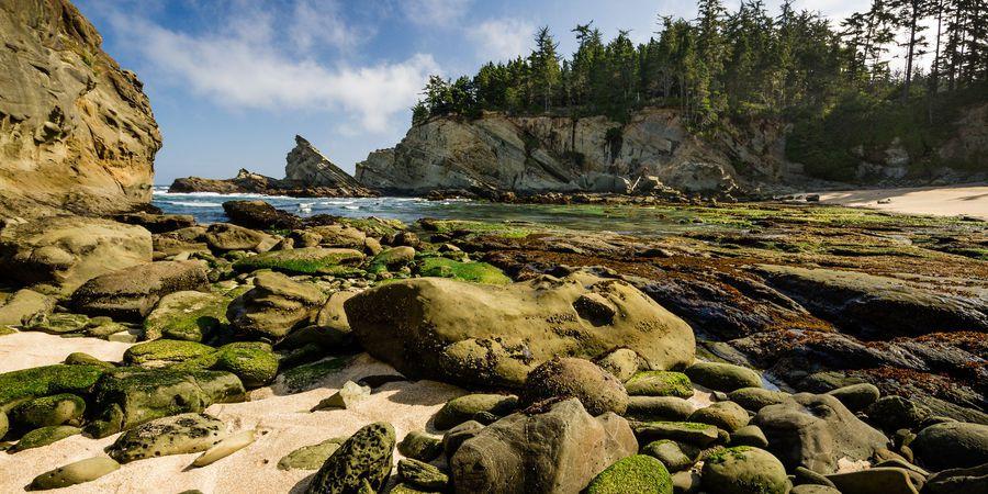 Coos Bay - Oregon - Doets Reizen