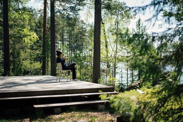 Prive eiland in Zweden - Vakantie Zweden - Doets Reizen - ©KABIN Sweden en Luca Oliveri