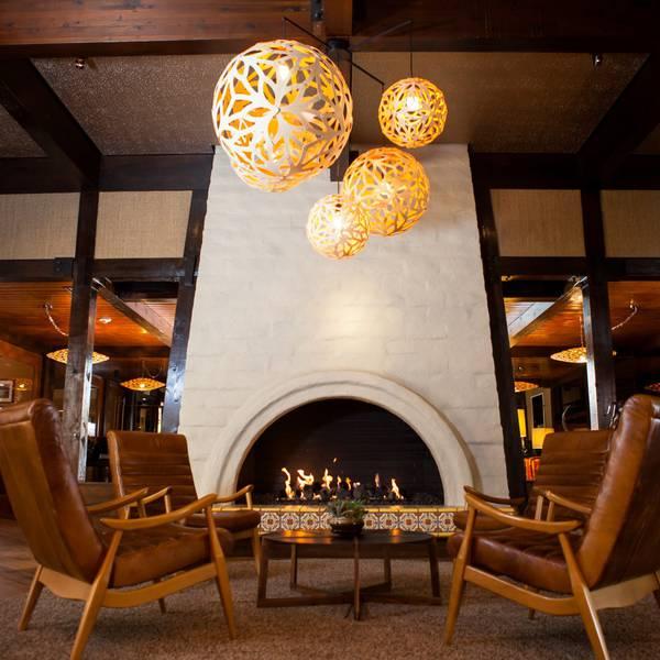 The Garland - lobby