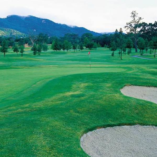 Fairmont Sonoma - golf