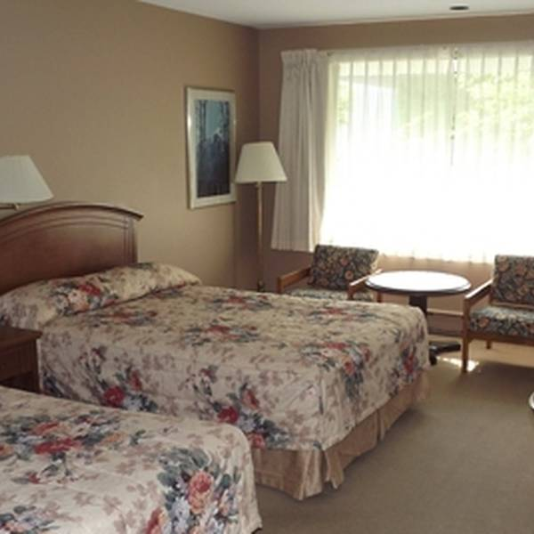 Pacific Inn Prince Rupert - room