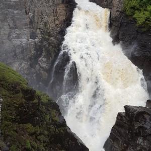 Quebec (Aquarium en Canyon-waterval) - Dag 17 - Foto