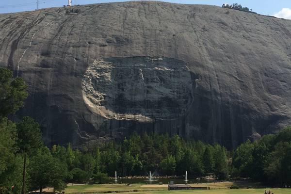 Stone Mountain Park - Atlanta - Georgia - Amerika -Doets Reizen