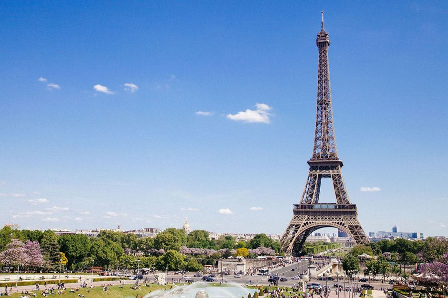 Eiffel Toren Doets Reizen afbeelding van Free-Photos via Pixabay    Frankrijk