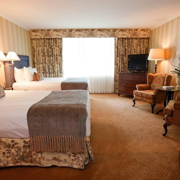 Wedgewood Hotel Vancouver - kamervoorbeeld