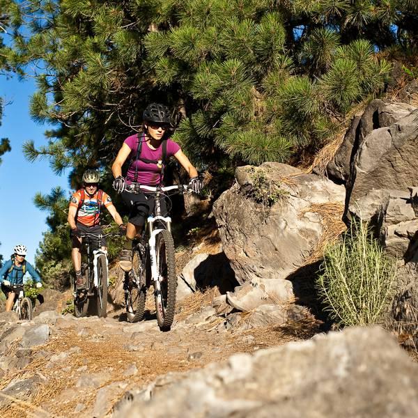 Sunriver Resort - mountainbiking
