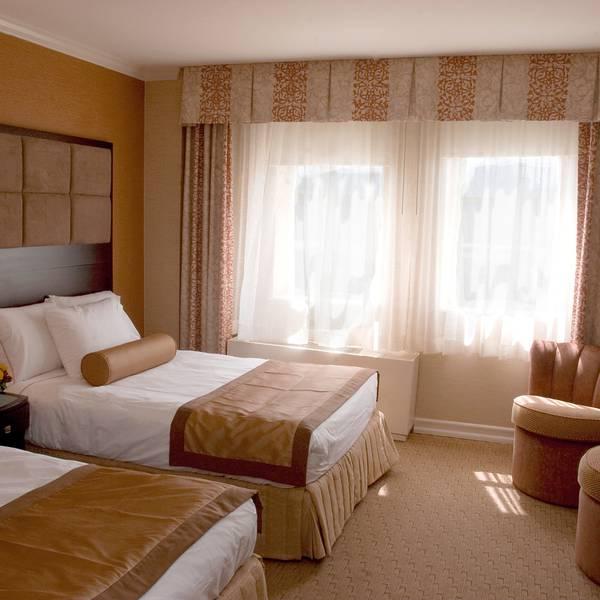 Excelsior Hotel - roomvoorbeeld