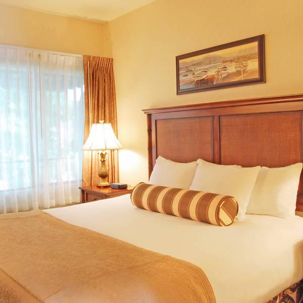 Oxford Suites - kamer