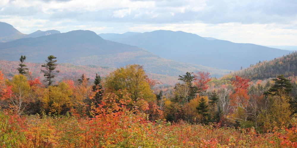 Kancamagnus Highway White Mountains New Hampshire