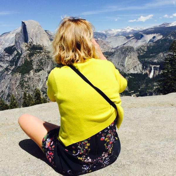 Yosemite NP in California