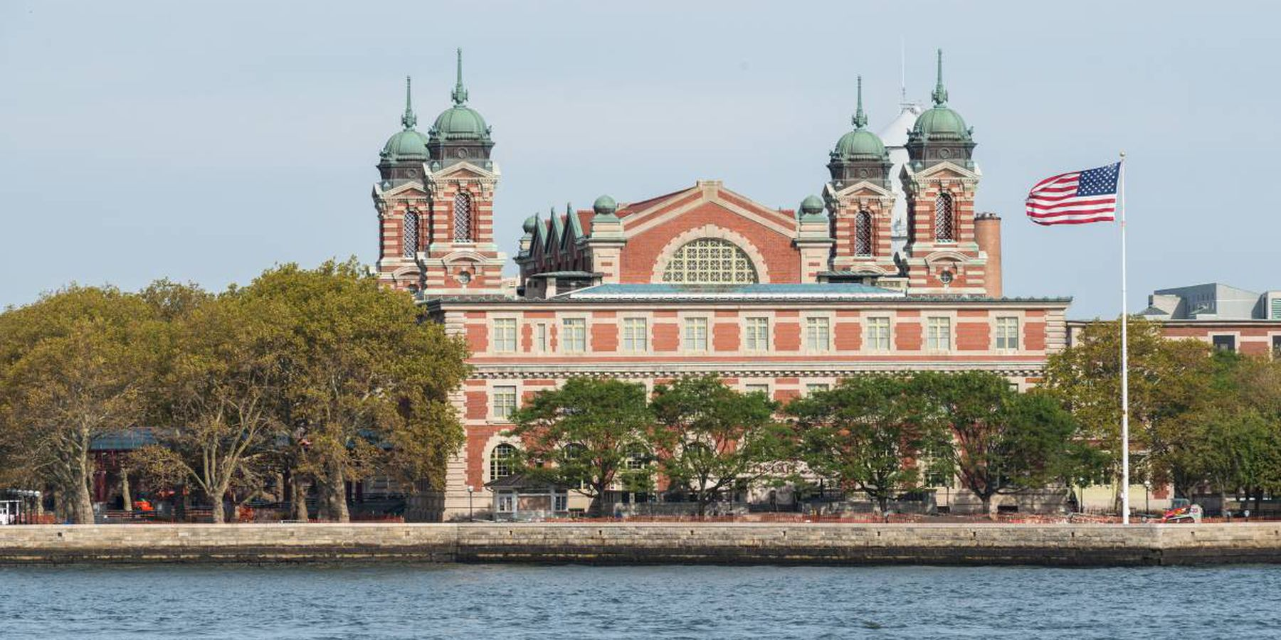Ellis Island Immigration Museum - New York - Doets Reizen