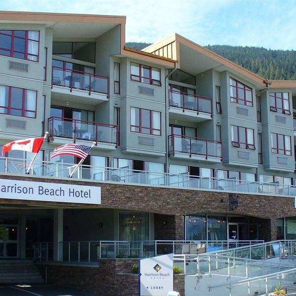 Harrison Beach Hotel - Exterior