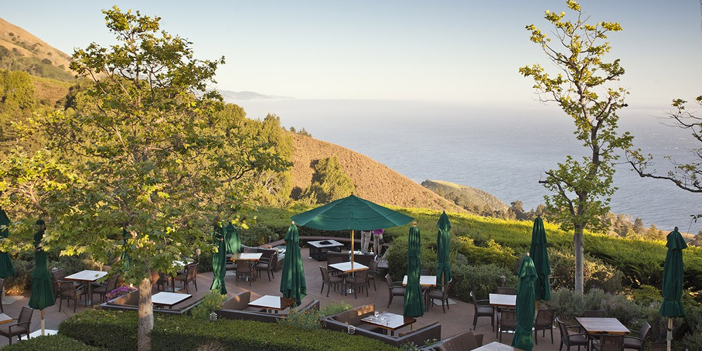 Ventana Inn Big Sur California